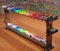 Dibujar, trazar, pintar como un juego natural que surge de nuestras entrañas- Arno Stern