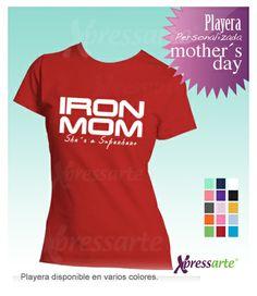 Playera personalizada para Mama. leticia muñoz · Camisetas · Playera Impresa  Personalizada - en MercadoLibre ... 1c910461d5972