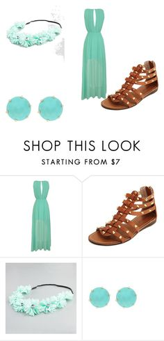 """""""Being claimed"""" by mixerbum ❤ liked on Polyvore featuring Charlotte Russe, Full Tilt and Jamie Joseph"""