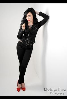 Pin Up Clothing: Wild Child Twill Motorcycle Jacket.  Awesome.