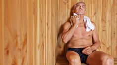 Take the heat: How sweating in a sauna can help your heart