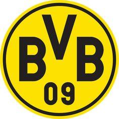 Borussia Dortmund (Ballspielverein Borussia 09 e.V. Dortmund) | Country: Germany / Deutschland. País: Alemania. | Founded/Fundado: 1909/12/19. Badge / Crest / Escudo.