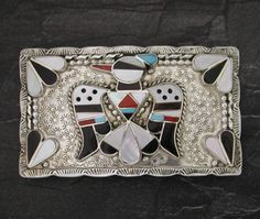 Native American Indian Sterling Silver