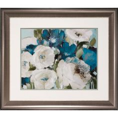You'll love the Indigo Power 2 Piece Framed Painting Print Set at Joss & Main - With Great Deals on all products and Free Shipping on most stuff, even the big stuff.