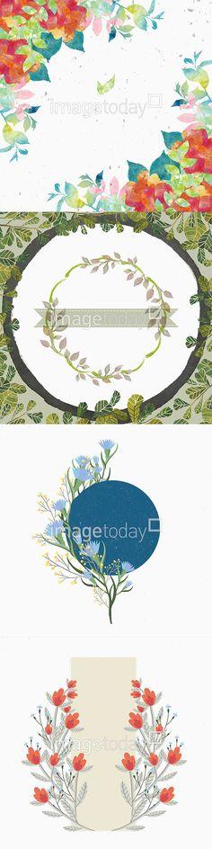 일러스트 #이미지투데이 #imagetoday #클립아트코리아 #clipartkorea #통로이미지 #tongroimages 백그라운드 식물 카피스페이스 컬러풀 페인터 프레임 빈티지 나뭇잎 패턴 illust illustration background plant copyspace colorful painter frame vintage leaf pattern