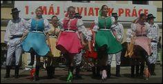 Slovak Folk Music: Saris Dances Folk Music, Saris, Folklore, Dancing, History, Style, Fashion, Moda, Sarees