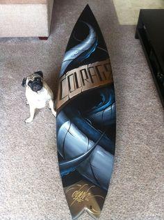 Spectacular Surfboard Art - My Modern Metropolis