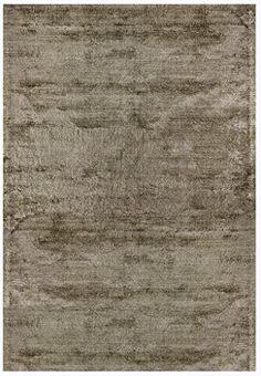 Teppich Wohnzimmer Carpet Modernes Design DOLCE UNI RUG 80 Viskose 20 Baumwolle 120x180 Cm