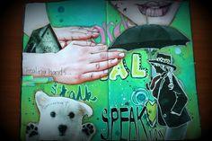 Aromaattista arkea askarrellen : Journal 52: Speak
