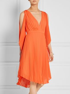 19 Ways to Add Color toyour Summer Wardrobe - Halston Heritage Dress from InStyle.com