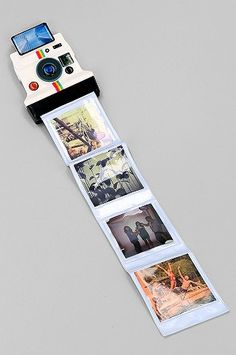 Instagram Photo Gift for Teens:  Instant Photo Frame