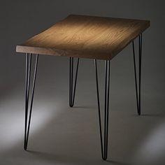 tischbeine auf pinterest hocker stahl und ikea schreibtisch. Black Bedroom Furniture Sets. Home Design Ideas