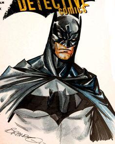 Batman by Brandon Peterson *