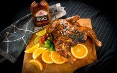 Jamaican Jerk-kana on varmasti Jamaican tunnetuin ruoka Tandoori Chicken, Bbq, Ethnic Recipes, Food, Barbecue, Barbacoa, Meals