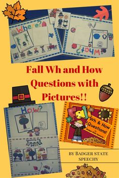 Fall Wh and How Ques