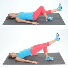 gluteos ejercicios