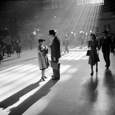 Grand Central  Oct 1941
