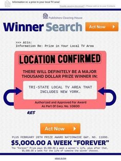 Feb 2019 - Publishers clearing house i jose carlos gomez claim prize day promotion card bulletin id code PCH-AAA for activation and to win it. Lotto Winning Numbers, Lotto Numbers, Instant Win Sweepstakes, Online Sweepstakes, 2019 Ford Explorer, Investing Apps, Win For Life, Lottery Winner, Lotto Winners