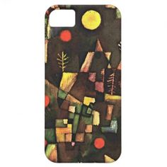 Paul Klee - Full Moon iPhone 5 Cover