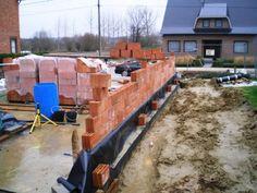 Zelf bouwen met Liezzzje.com » muur