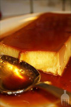 karamellpudding Desserts, Food, Tailgate Desserts, Deserts, Essen, Postres, Meals, Dessert, Yemek