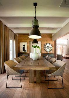 Morukuru Lodge-10-1 Kindesign. The table!