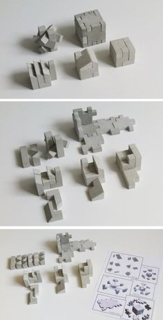 Concrete Puzzles by Albert Meijers