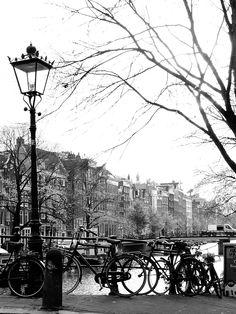 Amstbike - #Amsterdam #Bike #photo