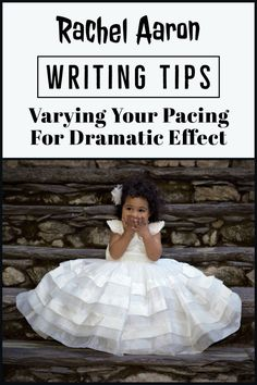 Writing Wednesdays - Varying Your Pacing For Dramatic Effect Writing A Book, Writing Tips, Dramatic Effect, Fun To Be One, Author, Books, Write A Book, Libros, Book