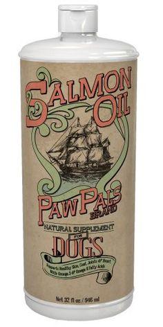 Best 6 oz skin on wild salmon recipe on pinterest for Liquid fish oil for dogs