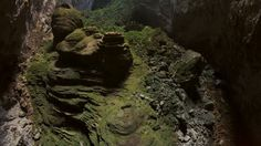 Take an otherworldly journey through Hang Son Doong, the world's largest cave, by both ground and air....