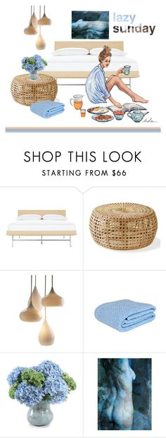 """""""Lazy Sunday"""" by patricia-dimmick on Polyvore featuring interior, interiors, interior design, home, home decor, interior decorating, Vitra, Design Within Reach, New Growth Designs and Michael Williams"""