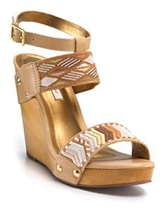 $325 cynthia vincent wedges. I have to get these for the summer.