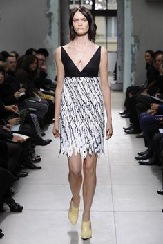 Balenciaga RTW Spring 2013 - Seriously want to pin them all!!