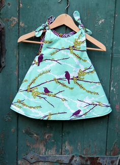 Shortcake Reversible Romper and Dress Pattern ~ PDF and Paper Pattern - The Cottage Mama