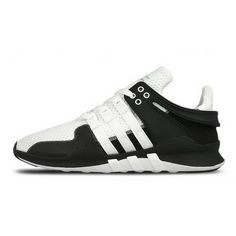 pretty nice ecb08 f3756 Adidas Originals EQT Support ADV Running 93 Black White Mens S81500 Mens  Womens Casual Sneakers Shoes