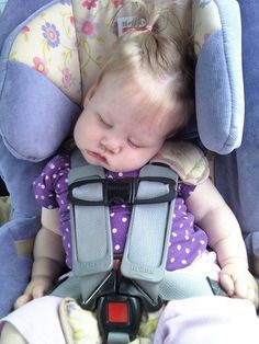 If you read my previous post about buying and installing car seats, then you're up to par so far. If not, go read it! Now that you have a seat an...