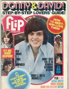 Flip Teen Magazine, May 1972