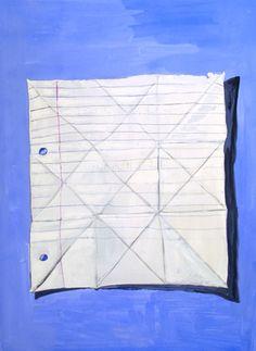 Folded love letter, Maira Kalman