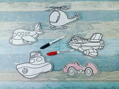 Hey, I found this really awesome Etsy listing at https://www.etsy.com/uk/listing/526981241/cars-planes-dry-erase-coloring-dolls