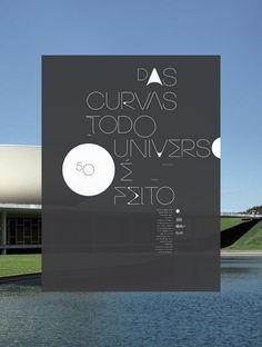 Brasilia 50 anniversary/print poster