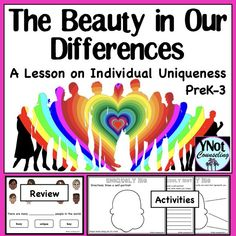 The Beauty in Ones Differences