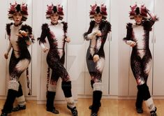making cats musical costumes - Buscar con Google
