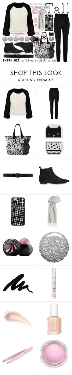 """For tall people."" by latvian-girl on Polyvore featuring Goen.J, River Island, Vans, Ann Demeulemeester, H by Hudson, Agnona, Topshop, Kate Spade, Soap & Glory and Essie"