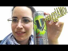 #assaggiAMO! - #V #energy #drink #zero #zucchero - #YouTube #guarana #sugar #taste #try