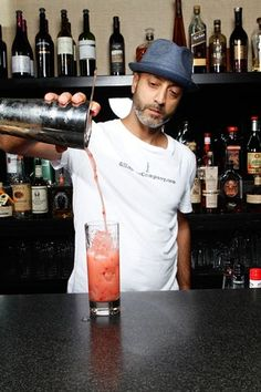 Message of mixology spreads around Tampa Bay. Follow the story link for places to drink in Tampa Bay serving creative cocktails.