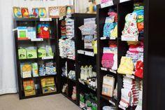 Booth at the Hamilton Baby, Bump & Toddler Expo!
