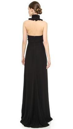 Giulietta Ruffle Bodice Gown