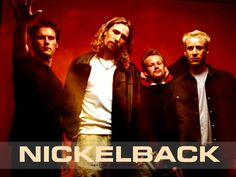 Nickelback.... I love them, and I don't care who knows!!! Trashy rock music is my favorite guilty pleasure