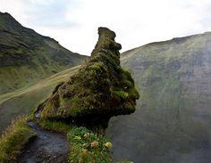troll in ICELAND